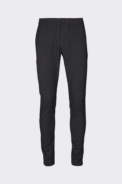 Frederic Pants Dark Grey