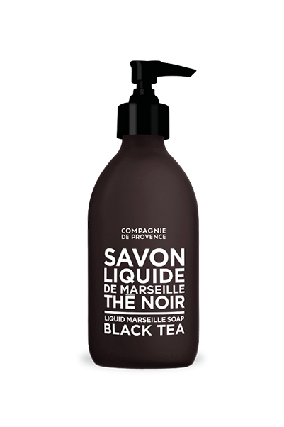 Liquid Marseille Soap Black Tea