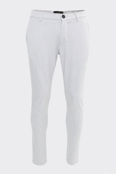 Frederic Pants Light Grey