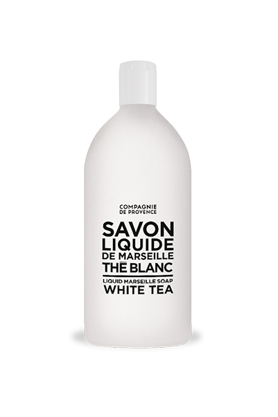 Liquid Marseille Soap Refill- White Tea